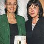 Ulrike Lunacek mit Laudatorin Rebecca Harms