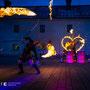 Feuershows Fantômes de Flammes