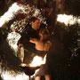 Feuershows am Starnberger See