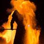Feuershow in Nürtingen