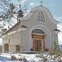 Suppankapelle im Winter