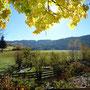 Schöner Herbsttag zum Genießen