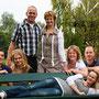 Familie Jonkman 2010