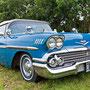 Oude Chevrolet  show Terhorne 2011