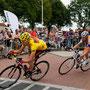 Cedal Evans  wielerronde Surhuisterveen 2011