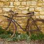 Oude fiets Frankrijk 2011