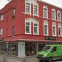 Um- und Anbauten in der Wilhelmshavener Innenstadt