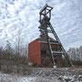 """tOG-M.S.031 - """"Einsamer Zechenturm"""" - Coal Mining Ruhrgebiet NRW Germany - Cycle/ worked-OUT- 2012 - Edition 2/ 80 x 120 cm, Echtfotoabzug Alu-Dibond mit UV-Laminierung - Courtesy tOG-Düsseldorf (c) M. Sander"""