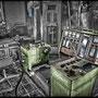 "tOG-M.S.019 - ""Alles unter Kontrolle"" - Zeche Ewald Coal Mining Ruhrgebiet NRW Germany - Cycle/ worked-OUT- 2012/2016 - Edition 1/ 80 x 120 cm, Echtfotoabzug Alu-Dibond mit UV-Laminierung - Courtesy tOG-Düsseldorf (c) M. Sander"