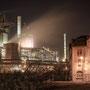 """tOG-M.S.052 - """"Stahl im Wohnzimmer"""" - Steel Industry - NRW Germany - Cycle/ @work- 2015 - Edition 2/ 60 x 112 cm, Echtfotoabzug Alu-Dibond mit UV-Laminierung - Courtesy tOG-Düsseldorf (c) M. Sander"""