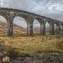 """tOG-M.S.001 - """"Over-the-old-Bridge"""" - Schottland - Cycle/ Bridged - 2013 - Edition 3/ 109,1 x 360 cm bestehend aus 2 x 109,1 x 180 cm, Echtfotoabzug Alu-Dibond mit UV-Laminierung - Künstler der tOG-Düsseldorf (c) M. Sander"""