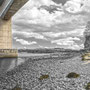 "tOG-M.S.002 - ""Isle-of-Skye"" - Schottland - Cycle/ Bridged - 2013 - Edition 2/ 54,6 x 120 cm, Echtfotoabzug Alu-Dibond mit UV-Laminierung - Courtesy tOG-Düsseldorf (c) M. Sander"