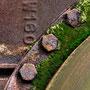 "tOG-M.S.028 - ""Rot-Grün"" - Steel Industry Ruhrgebiet NRW Germany - Cycle/ worked-OUT- 2012 - Edition 2/ 33 x 50 cm, Echtfotoabzug Alu-Dibond mit UV-Laminierung - Courtesy tOG-Düsseldorf (c) M. Sander"