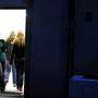 """Kunstnacht Passau, Video/Sound Installation """"Stiller Beobachter"""" (mit Stefan Meisl)"""