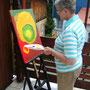 Impulstreffen - Meditationen mit Pinsel und Farbe