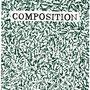 "Candace Hicks, Composition in Green, 2011. Silkscreen, 20"" x 25""."