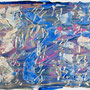 心経 Heart Sutra, 2009, 50 x 80cm Acrylic on canvas