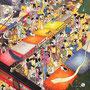 「ポスターを描く vol.4」展 出品  坂野公一(welle design)との共同作品