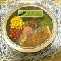 秋のアロマワックス缶