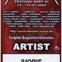 Artis Metallic Noise Festival