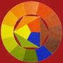 Farbkreis von Johannes Itten
