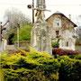 Coupvray : le monument aux morts dans les années 80-90