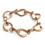 curl bracelet by gianni Pescatore