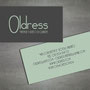 business card - green version