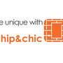 CHIP&CHIC logo and claim