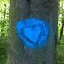 Liebeszeichen im Schlosspark - Berni