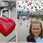 Herzerlschloss von Bettina & Chiara