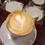 Barista Kaffee-Kunst - Cafe Central - HC