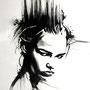 Evil Queen | 42 x 59 cm | Eur 200