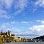 Beautiful Edinburgh from the North Bridge