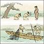 浅草の発祥を映像と音で描いた歴史絵巻です。2014年最優秀映像イラスト賞