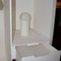 Hydro-Québec 2015 : aménagement d'une boîte avec tiroir