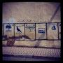wahlwerbung auf marokkanisch - symbole für die vielen analphabethen