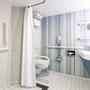 Innenkabine Badezimmer barrierefrei | © TUI Cruises
