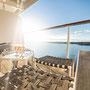 Familienkabine Balkon Balkon | © TUI Cruises