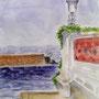 Trieste Plein Air: Dipinto di Devora