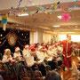 クリスマス会(コーラス隊による合唱)