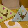 Tolle Ideen für Geschenkverpackungen oder Adventskalender