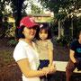 Violet und Sweet Violet: meine Reitlehrerin und ihre Tochter