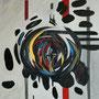 """Stilla"", 2010, 70 cm x 90 cm, Öl auf Leinwand"