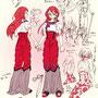 嫁先衣装シリーズ④ レイ 女体化が進行します。当社比色気も増し増し💕