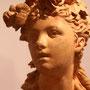 (おまけ)静岡県立美術館、ロダン作「バラの髪飾りの少女」