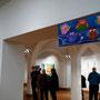"""Vernissage: """"Freundschaft und Lebensfreude"""" - Gewölbesaal, Mohr-Villa, 5.12.2014"""