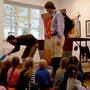 "Tschechisches Puppentheater ""Ritter"" am 10.11.2014 in der Mohr-Villa"