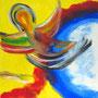 WEBE29 - 15,7*13,8 inch / 40*35 cm / oil on drawing board