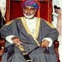 A41AA Qaboos Bin Said Al-Said Sultano dell' Oman